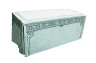 8' Chippendale Table Cover 1 - Deguise Interiors Charleston SC