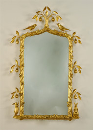 In a Pear Tree Mirror - Deguise Interiors Charleston SC