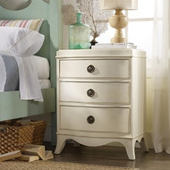 Melbourne Bedside Chest - Deguise Interiors Charleston SC