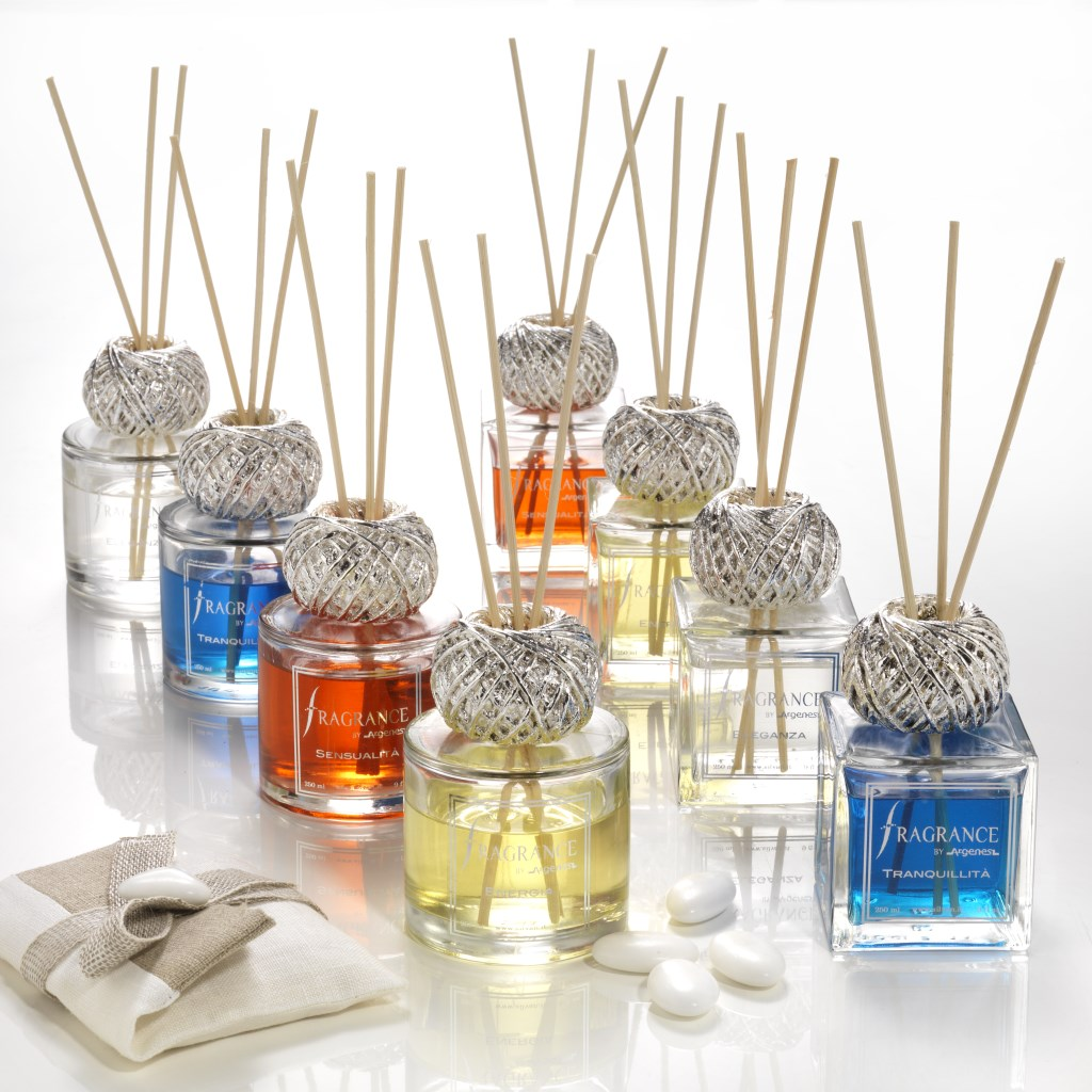 Exclusive Room Fragrances, Argenesi USA at DellOrio