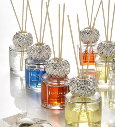 luxury Italian Decorative Room Fragrances