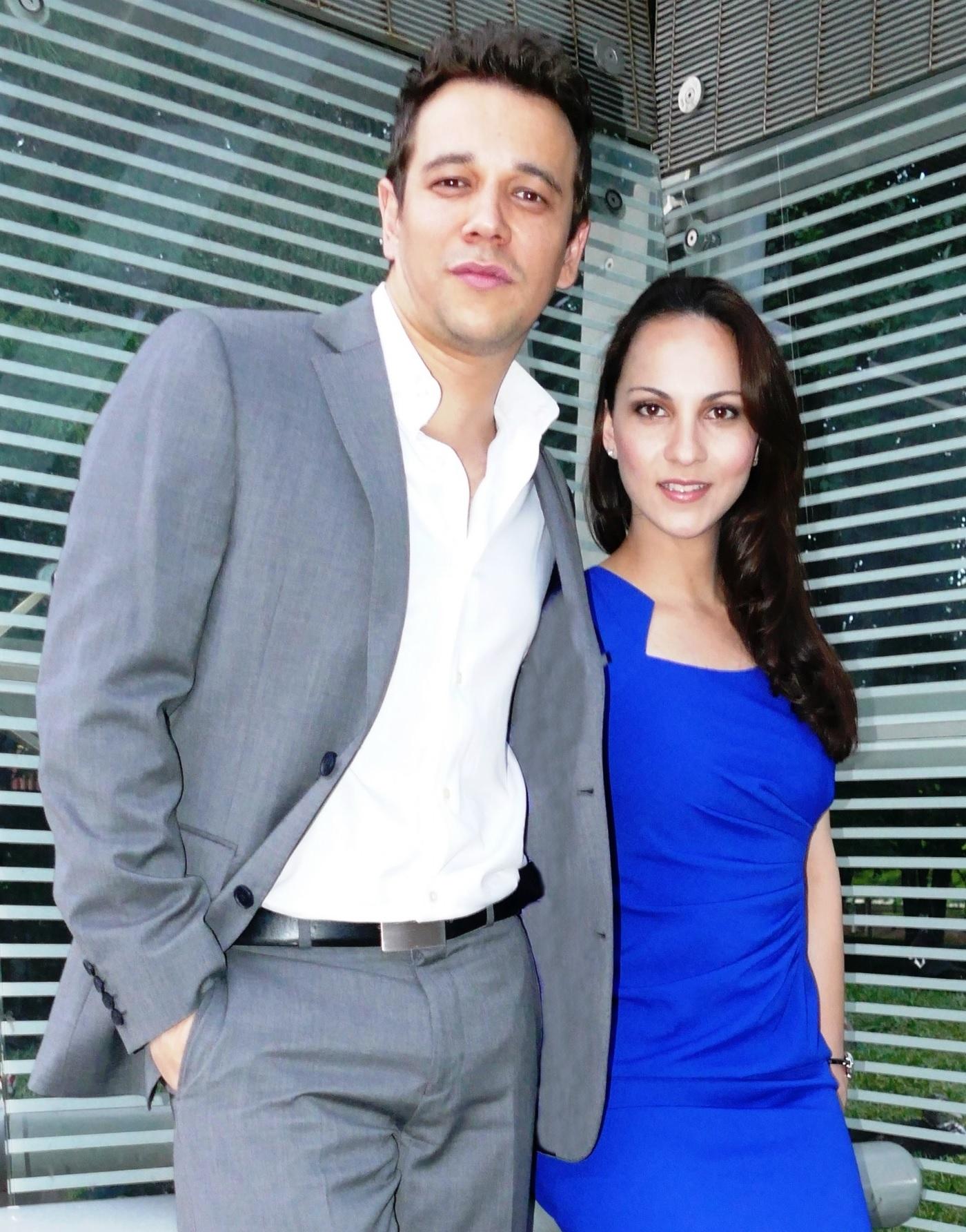 Sylvia Tudela Ceotto and Mauro Ceotto