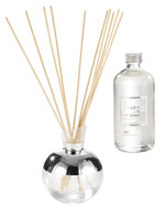 Silver & Glass Fragrance Diffuser Gift