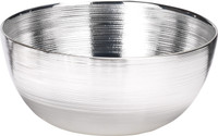 Sinfonia Glass & Silver Bowl