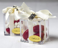 Graduation Plexiglass Favor Box