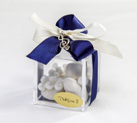 Musical Note Plexiglass Favor Box