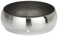 Sinfonia Silver Decor Bowl