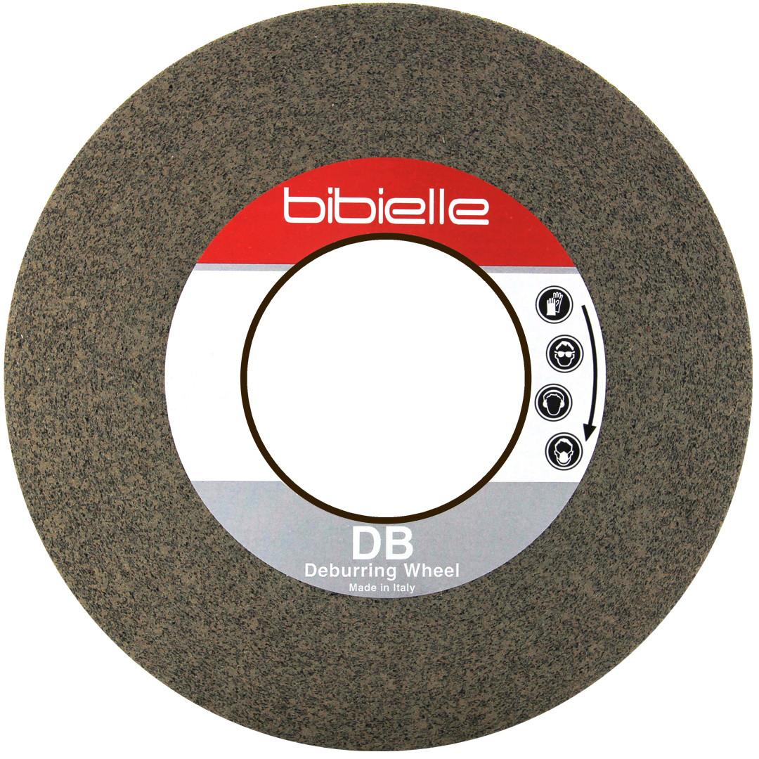 Density: 8 Grit: M Abrasive: A Non Woven Abrasive Deburr and Finish Wheels 6 x 1 x 1