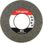"8"" x 1"" x 3"" Convolute Multi Finishing Wheels 2SM 
