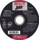 "4.5"" x .045"" x 7/8"" A60S T1 Cut-Off Wheel 