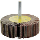 3 x 1 x 1/4 In. Shank Flap Wheel | 120 Grit Ceramic | Wendt 112647