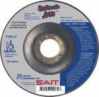"5"" x .045"" x 7/8""  T27 Cut-Off Wheel 