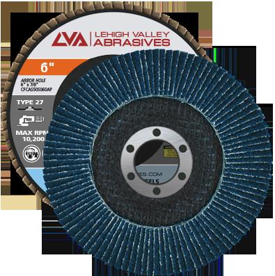 """200 Pack 5/"""" Zirconia Resin Fiber Disc 36 Grit 5 inch Grinding /& Sanding Discs"""