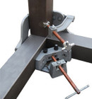 3 Axis Welding Clamp | Strong Hand WAC45-SW