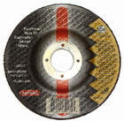 "6"" x 1/8"" x 5/8""-11 ZA24T T27 Pipeline Wheel   Metabo Plus-Z 655794000"