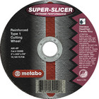 "3"" x 1/16"" x 3/8"" A60XP T1 Cut-Off Wheel   Metabo Super Slicer 655451000"