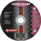 "6"" x .045"" x 7/8"" A60XP T1 Cut-Off Wheel | Metabo Super Slicer 655995000"