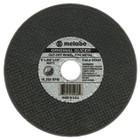 "6"" x .045"" x 7/8"" A60TZ T27 Cut-Off Wheel   Metabo Original Slicer 655347000"