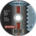 "7"" x 1/16"" x 5/8""-11 A46TZ T27 Cut-Off Wheel | Metabo Slicer Plus 655802000"