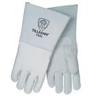 Medium Top Grain Elkskin Stick Welding Gloves | Tillman 750M