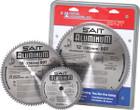 "10"" Metal Cutting Carbide Blade for Aluminum | SAIT United Abrasives 77955"