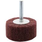 3 x 1 x 1/4 In. Shank Non-Woven Flap Wheel   Medium Grade   Wendt 120401