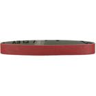 1-1/2 x 30 In. Abrasive Sanding Belts for Flex, Fein & Metabo Pipe Sanders  (Pkg Qty: 10) | P180 Aluminum Oxide | Metabo 626301000