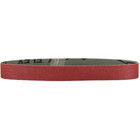 1-3/16 x 21 In. Abrasive Sanding Belts for Flex, Fein & Metabo Pipe Sanders  (Pkg Qty: 10) | P240 Aluminum Oxide | Metabo 626281000
