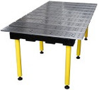 """78"""" X 38"""" Welding Table 