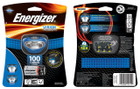 Vision LED Headlight | Blue | 100 Lumens | Batteries Included | Energizer HDA32A
