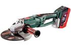 "WPB 36 LTX BL 230 (613101640) 9"" Cordless Angle Grinder Kit | Metabo"