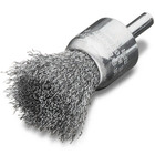 "5/8"" x 0.012 x 1/4"" End Brush Crimped (Steel ) 