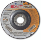 "4.5"" x 1/8"" x 7/8"" A24R T27 Pipeline Wheel 
