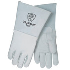 Small Top Grain Elkskin Stick Welding Gloves | Tillman 750S