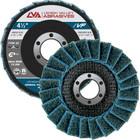 "4-1/2"" x 7/8"" Surface Conditioning Flap Disc Type 29 (Conical) 