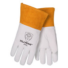 "TIG Welding Gloves With 4"" Cuff 