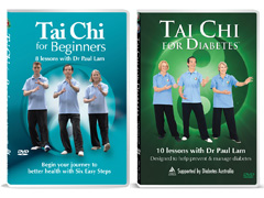 35% off all Tai Chi DVDs