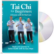 Tai Chi for Beginners - 8 Lessons - Free Lesson Below