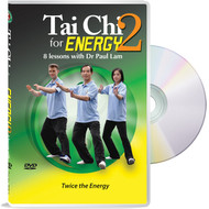 Tai Chi for Energy Part 2 - Twice the Energy - Free Lesson Below