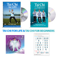 BUNDLE: Tai Chi for Life and Tai Chi for Beginners Bundle 2021