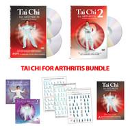 BUNDLE: Tai Chi for Arthritis Bundle (for World Arthritis Day 2021)