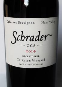 2014 Schrader Cabernet CCS