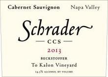 2013 Schrader Cabernet CCS