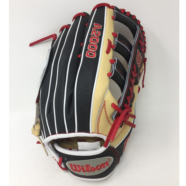 Wilson A2000 Baseball Glove 12.75 SA1275SS Right Hand Throw