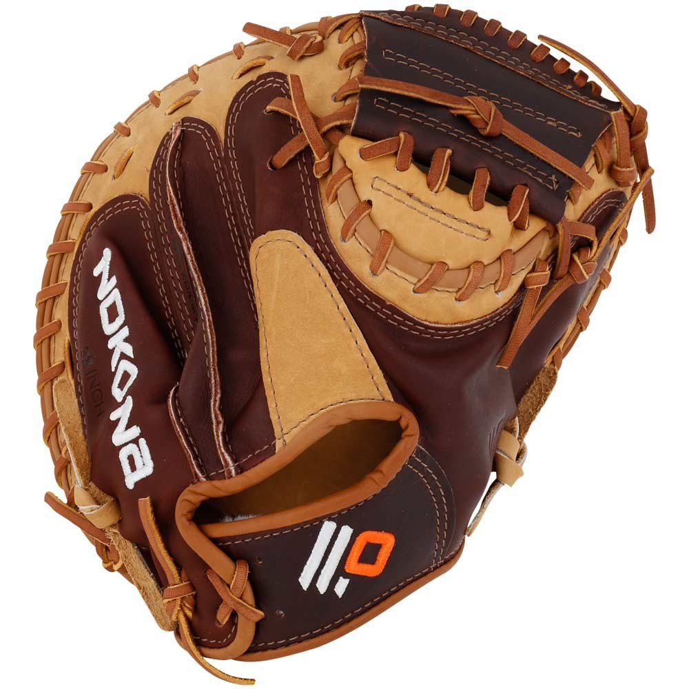 nokona catchers mitt
