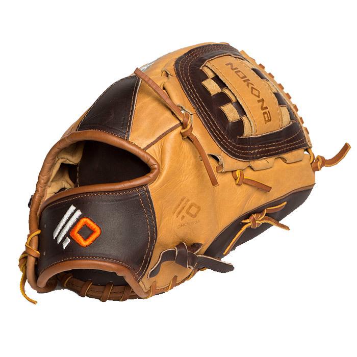 nokona alpha baseball glove s-1200c