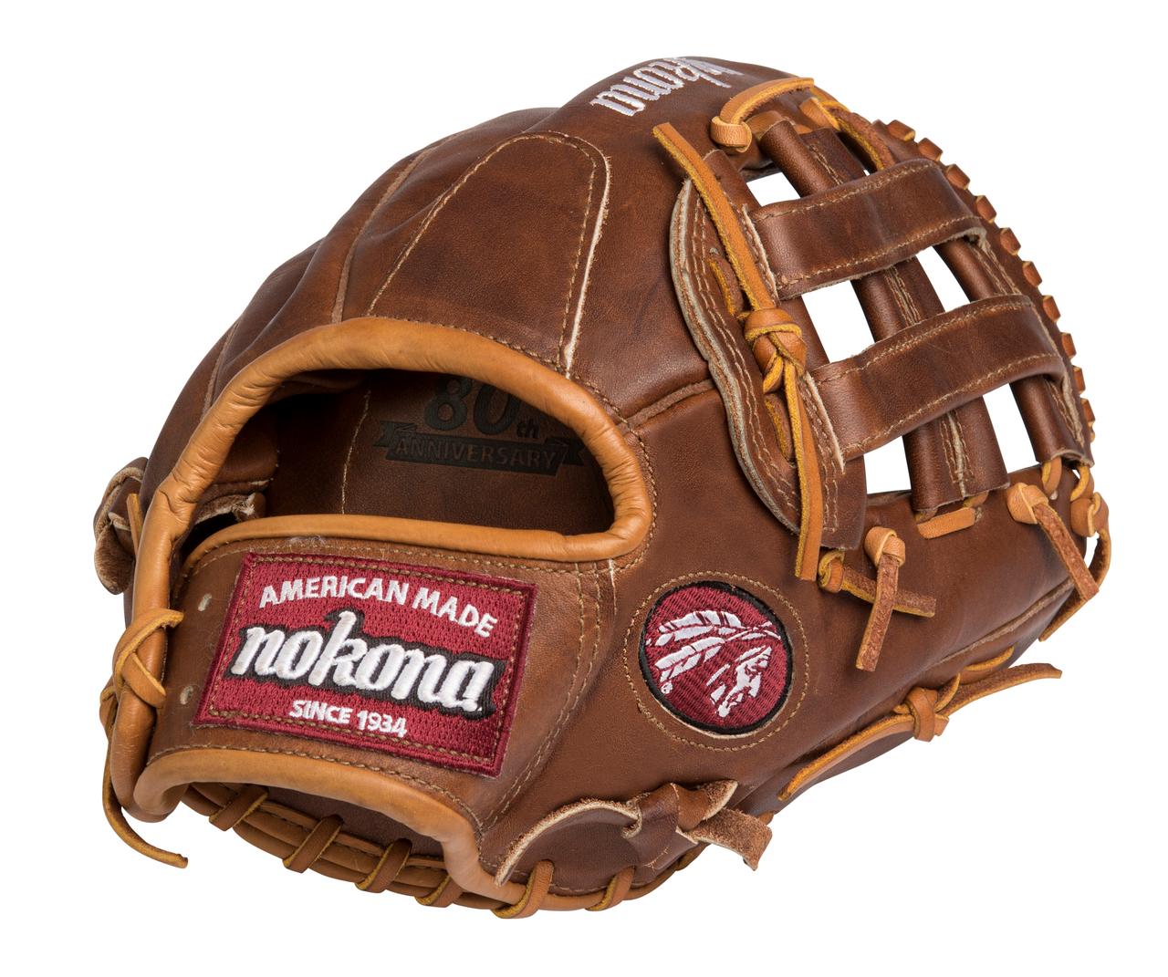 nokona baseball glove wb-1200h