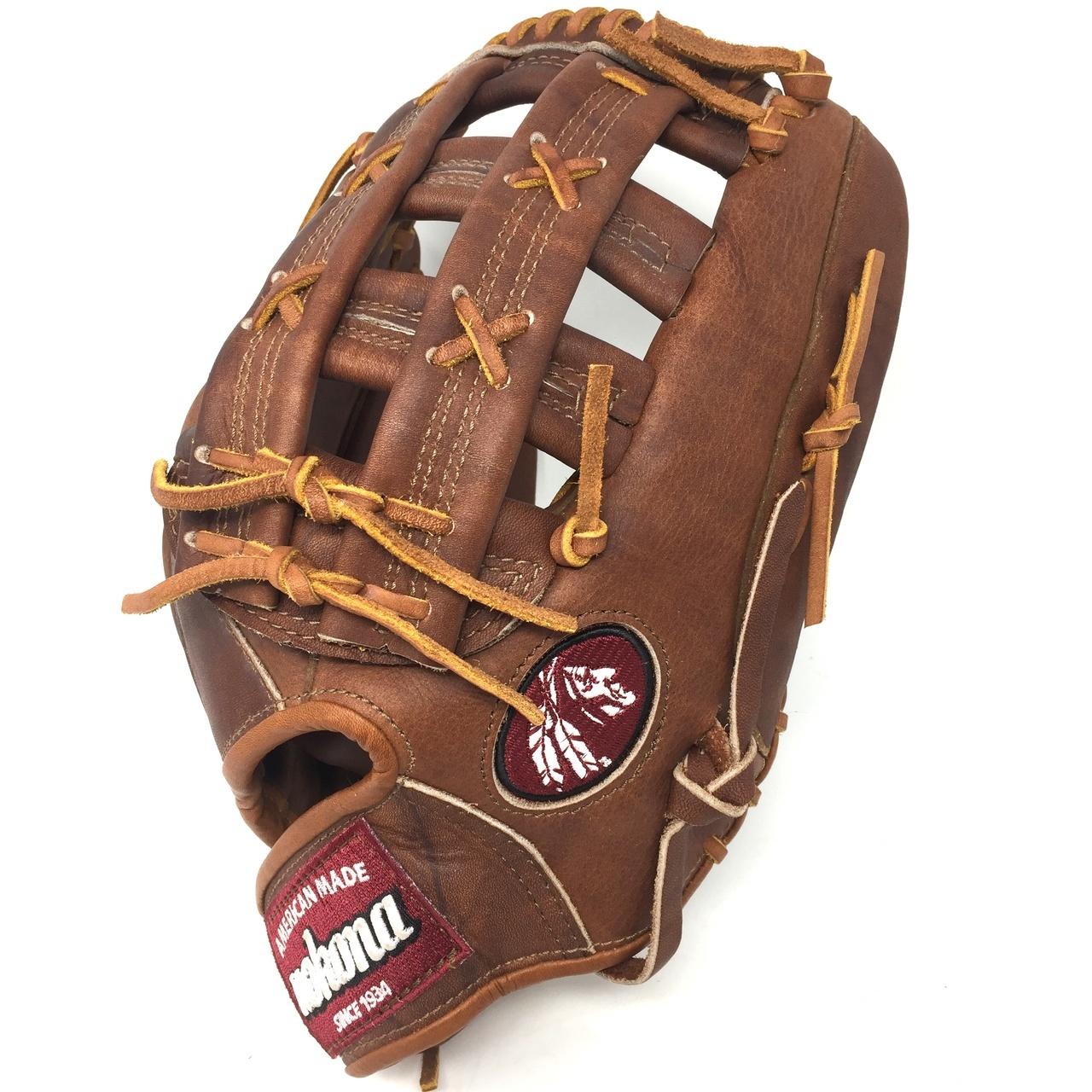 nokona softball glove wb-1275h