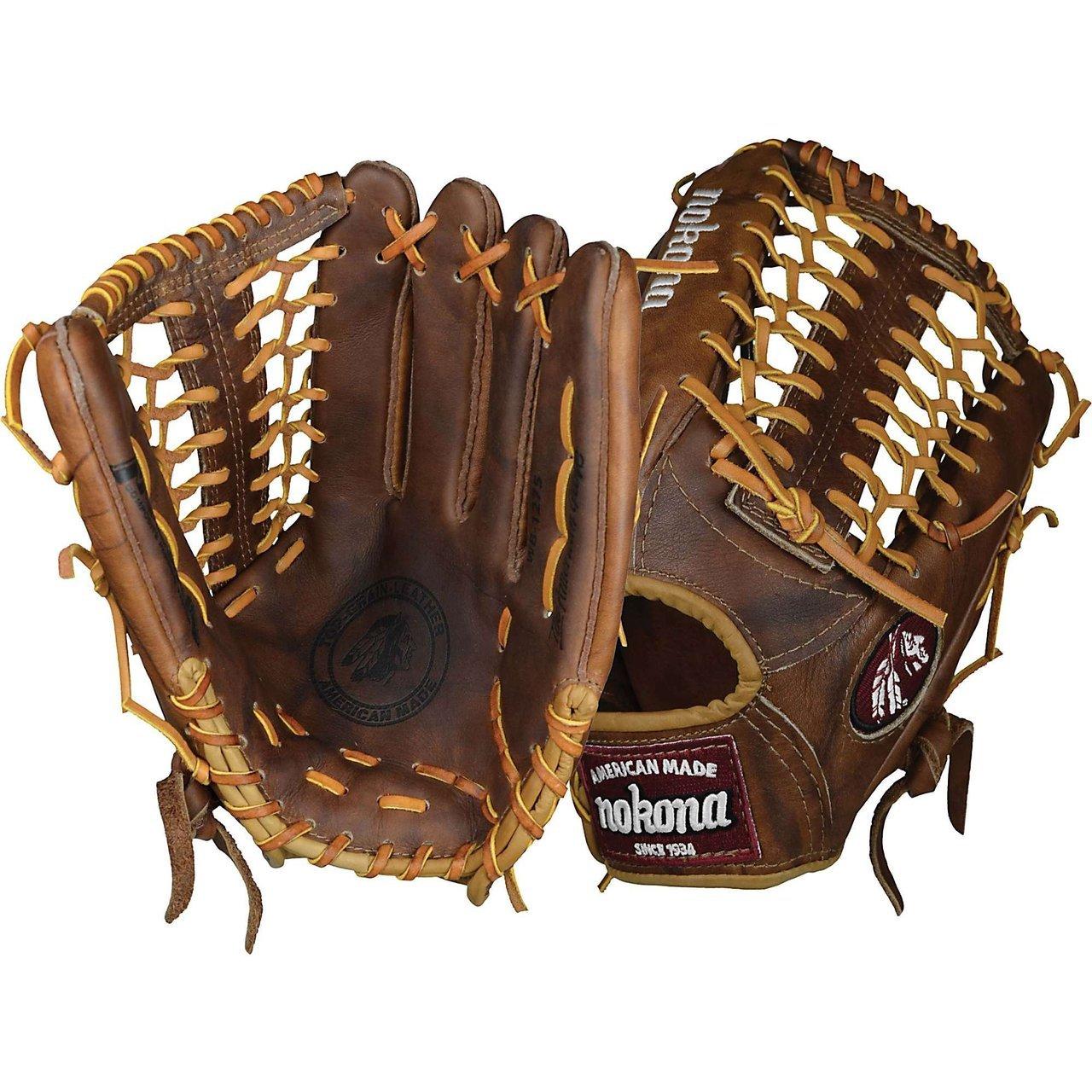 nokona glove wb1275m