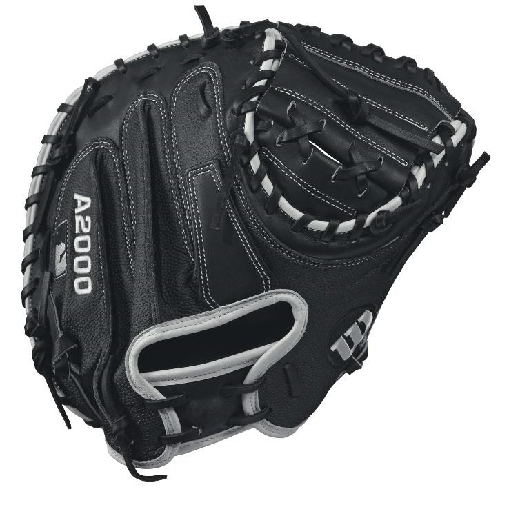 wilson baseball catchers mitt